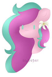 [OC] Lily Sky by lily54541