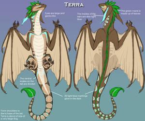 Terra Ref -Top and Bottom View by OoZepheroO