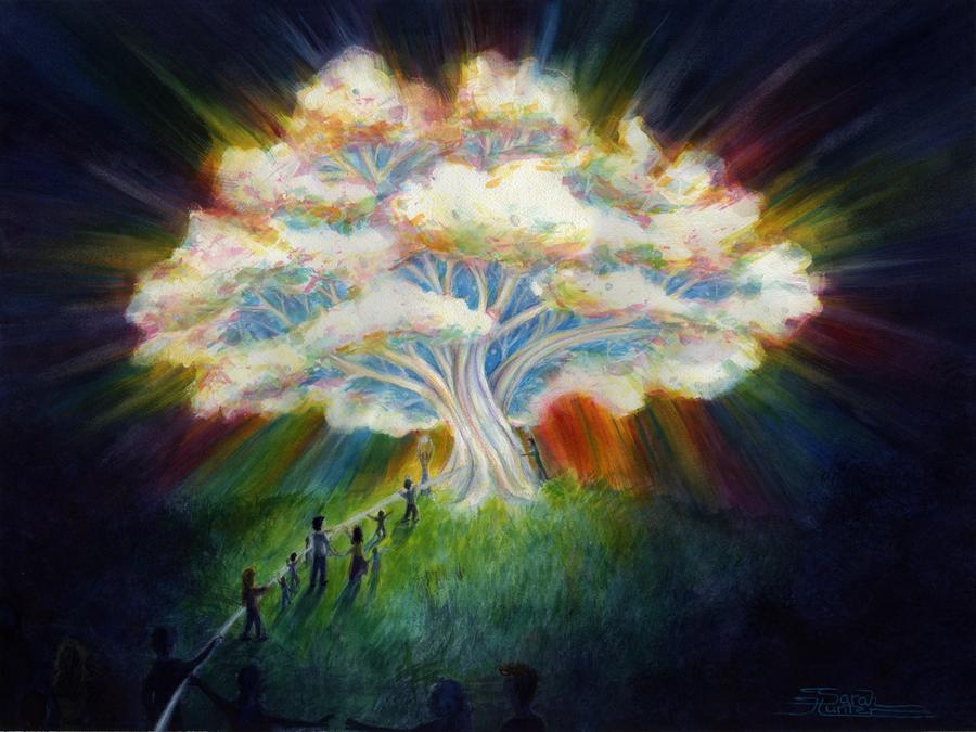 Tree of Life by OoZepheroO on DeviantArt