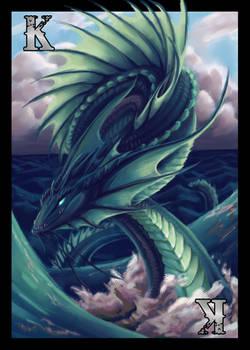 Dragon Cards- Sea King