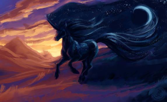 Nightmare Unicorn