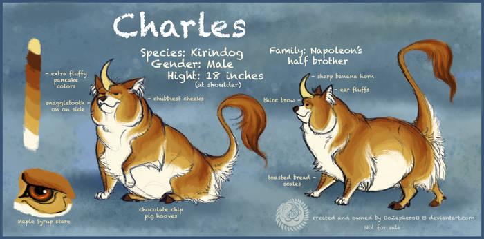 Kirindog: Charles Ref