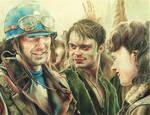 Wartime Comrades