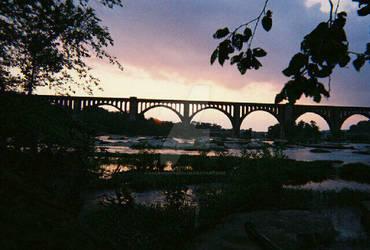 Bridge Across the James