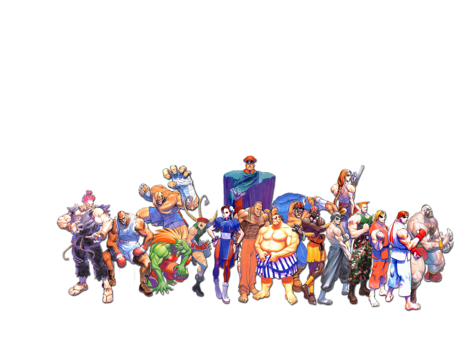 Street Fighter 2 Collage By Seamonkey2099 On Deviantart