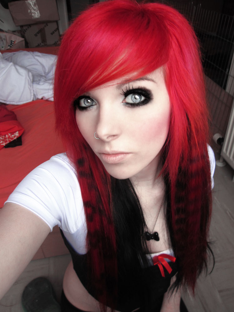 Red Hair By Iravampira88 On Deviantart