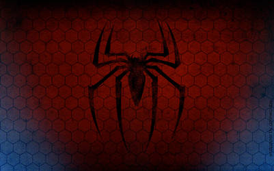 spiderman logo wallpaper by aminecube