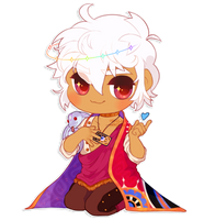 THE ARCANA   Asra - everyone's favorite magician