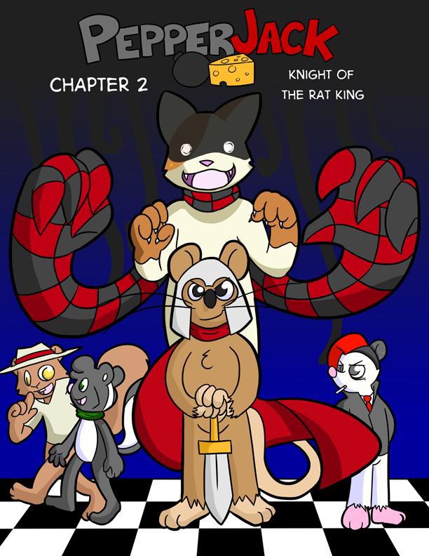 PepperJack Chapter 2 by ZaneZandell