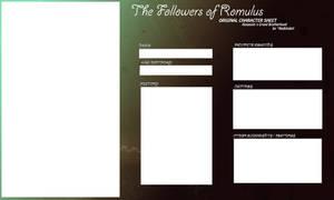 ACB - Romulus OC Sheet by RedViolett