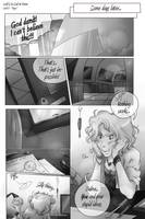 DBZ - Luck is in Soul at Home - Luck 3 Page 1 by RedViolett