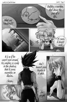 DBZ - Luck is in Soul at Home - Luck 3 Page 2