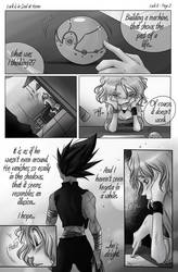 DBZ - Luck is in Soul at Home - Luck 3 Page 2 by RedViolett