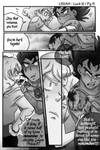 DBZ - Luck is in Soul at Home - Luck 6 Page 5