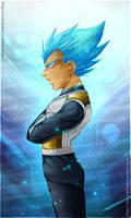 DBZ - Fukkatsu no F - Super Saiyan God