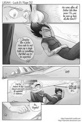 DBZ - Luck is in Soul at Home - Luck 8 Page 32