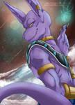 DRAGON BALL SUPER - Beerus the God of Destruction