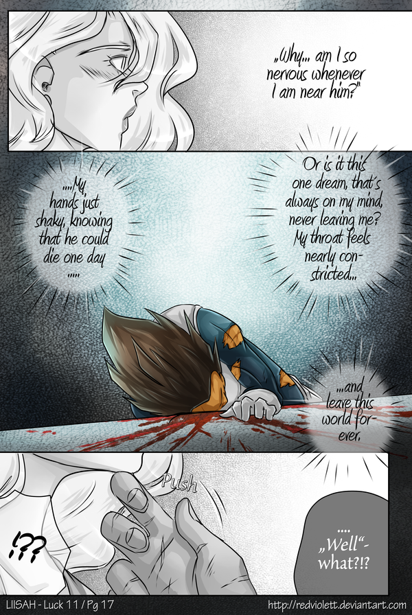 DBZ - Luck is in Soul at Home - Luck 11 Page 17 by RedViolett