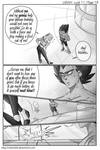 DBZ - Luck is in Soul at Home - Luck 11 Page 19
