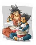 Dragon Ball Super - Cup Ramen