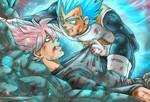 Dragon Ball Super - Revengeful fight