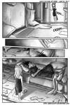 DBZ - Luck is in Soul at Home - Luck 12 Page 7