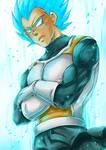 Dragon Ball Super - Super Saiyan God