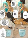 DBZ - Vegebul Short Comic: AFTERLIFE Ch2 PG7