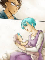 Dragonball Super: A Mothers Heart by RedViolett