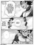 DBZ - Luck is in Soul at Home: Luck 13 Page 35