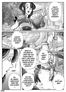 DBZ - Vegebul: Red Riding Hood - Ch1 Pg3