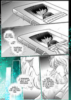 DBZ - Grown up under Ruins: Chapter 6 Page 2 by RedViolett