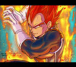 Dragonball Super - Broly Movie: Galik Gun Attack