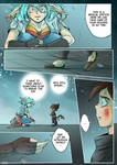 DBZ - Grown up under Ruins: Chapter 6 Page 8