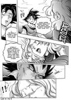 DBZ - Luck is in Soul at Home: Luck 14 Page 3