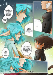 DBZ - Grown up under Ruins: Chapter 6 Page 11 by RedViolett