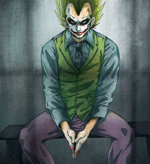 DBZ - Halloween Crossover 3 - The Joker