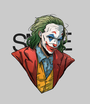 JOKER MOVIE - Joaquin Phoneix - Smile