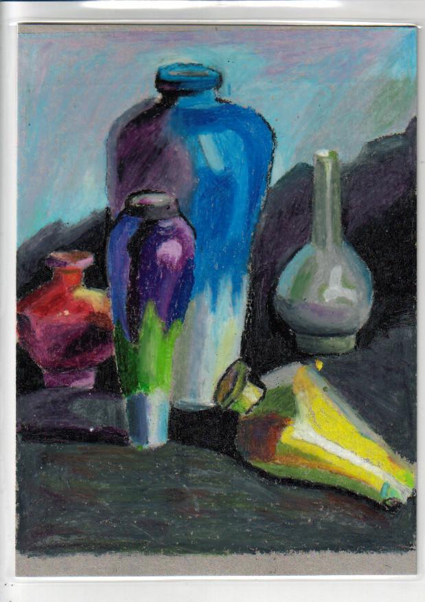 Vase by BopBob