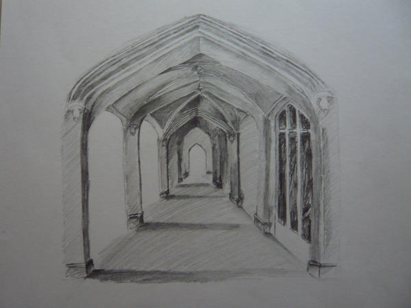 Corridor by BopBob