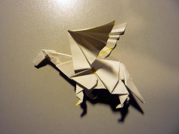 Kamiya Satoshi's Pegasus by BopBob