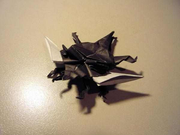 Satoshi's Hercules Beetle by BopBob