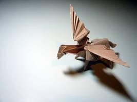 Satoshi's Pegasus by BopBob
