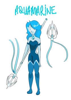 Aquamarine (gemsona)
