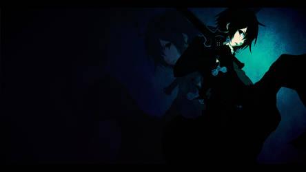 Kirito Sword Art Online by RoxasVI
