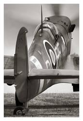Spitfire. by rumun