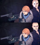 Resident Evil 6 - Jake and Sherry - for Cryaotic
