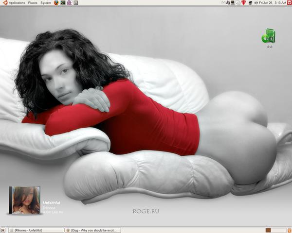 Ubuntu Desktop by kostas0683