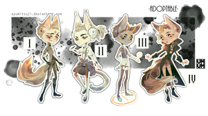 Adoptable batch AUCTION///OPEN - Paypal