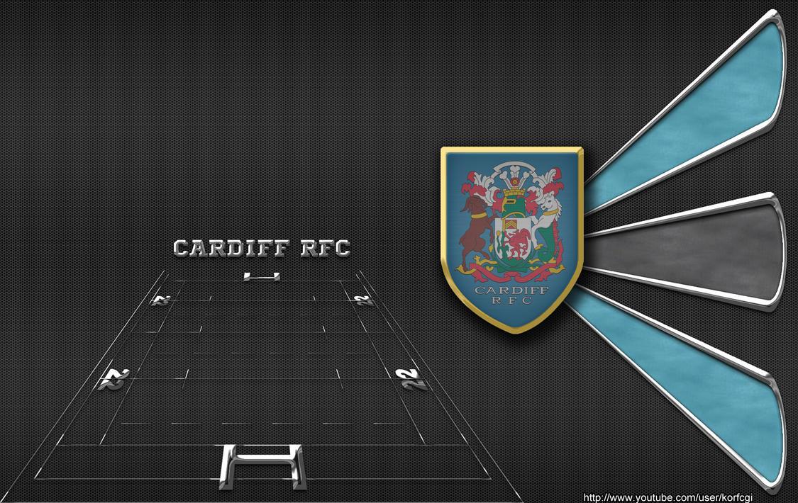Cardiff Rfc Wallpaper By Korfcgi On Deviantart